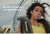 Volkswagen bad selfies